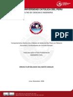 2006 Compartamiento Sismico de un Modulo de Adobe de dos Pisos con Refuerzo Horizontal y Confinamiento de Concreto Armado.pdf
