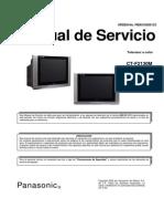 Ct-f2935s Gn3m Manual de Servicio Panasonic