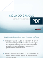 Ciclo Do Sangue