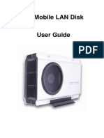 LAN Disk Manual MS348S