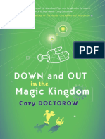 Cory Doctorow - Down and Out in the Magic Kingdom (1)