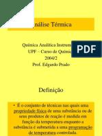 Calorimetria diferencial