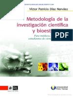 Metodologia De La Investigacion Cientifica Y Bioestadistica - Narvaez, Victor