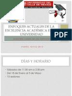Modelos de Excelencia Academica ES