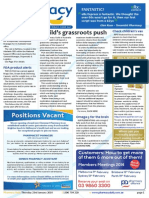 Pharmacy Daily for Thu 23 Jan 2014 - Guild grassroots push, UK GP\'s back pharmacy roles, Omega-3 for the brain, Travel Specials and much more