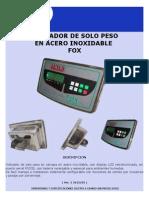 Catalogo FOX