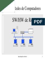 0 3 SW de Red Modelo OSI