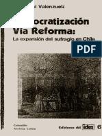 Democratizacion vía reforma