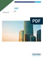 Global High Yield Still Offering Value - Aberdeen Asset Mgmt