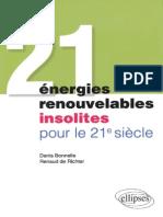 21 Energies Renouvelables - (Nouvellebiblio.com)
