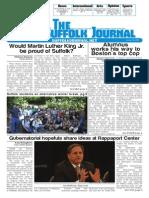 The Suffolk Journal 1/22/2014