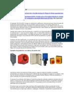 Indices de protección IP