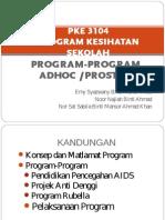 Jiah Emy Sal - Program2 Adhoc Prostar