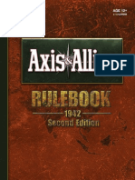 Axis Allies 1942 Second Edition