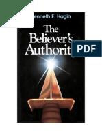 La Autoridad Del Creyente 1986 Segunda Edicion Final Con Imagen