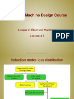 Lecture6 - Losses in Electric Machines