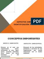 Presentacion Aspectos e Impactos Ambientales