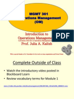 Mgmt 361 - Intro-1 -Spring 13 - Student Version