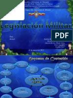 Legislación militar