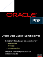 Data Guard 10 g New Features