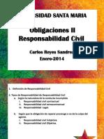 Obligaciones II Expo Responsabilidad Civil Ene-2014