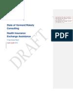 Vermont IT Gap Analysis Report
