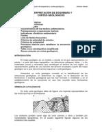 Interpretacion Cortes Geologicos