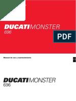 Monster 696