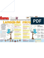 La Moda Del Micro Blog Ing