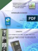 Introducao Ecologia