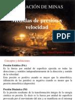 MEDIDAS DE PRESIÓN Y VELOCIDAD con tubo de Pitot XII(9)