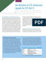 LTE Antenna Ports