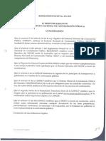 Resolucion Incop No 053-2011