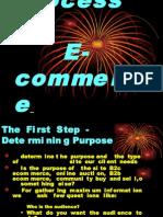 Process Of E-commerce