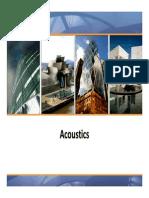 2012 Acoustics