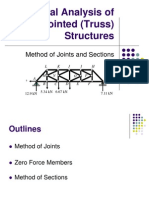 StructAnal- Truss Structures