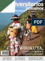 Wirikuta, ¿Tierra sagrada o terreno minero?