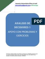 Analisis de Decisiones1