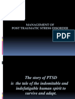 PTSD Manage