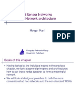 Sensys Ch3 Network Architecture