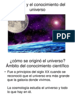 La física y el conocimiento del universo