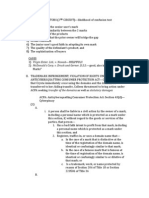 Final Trademark Law Outline