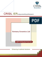 CRISIL Research Ier Report Somany 2013 Q2FY14fc