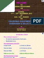 Crushing Equipments