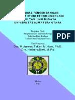 Proposal Pengembangan Etnomusikologi
