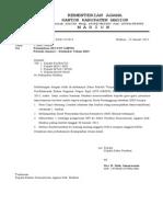 Surat Permintaan Spj Tf 2013