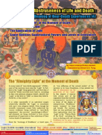 Lake of Lotus (4) the Meaning of NDEs (4) the Almighty Light at the Moment of Death Intrinsic Nature Manifested in Three Forms by Vajra Master Pema Lhadren Dudjom Buddhist Asso