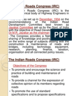 2 - The Indian Roads Congress (IRC)