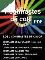 Contrastes Color