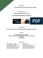 Paper for Pacific University Int Conf Kalpesh Sujo 31st Dec 2012